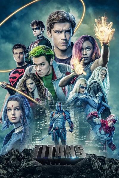 Titans 2018 S02E02 Rose WEB-DL XviD B4ND1T69