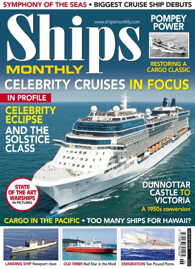 Ships Monthly  June (2018)