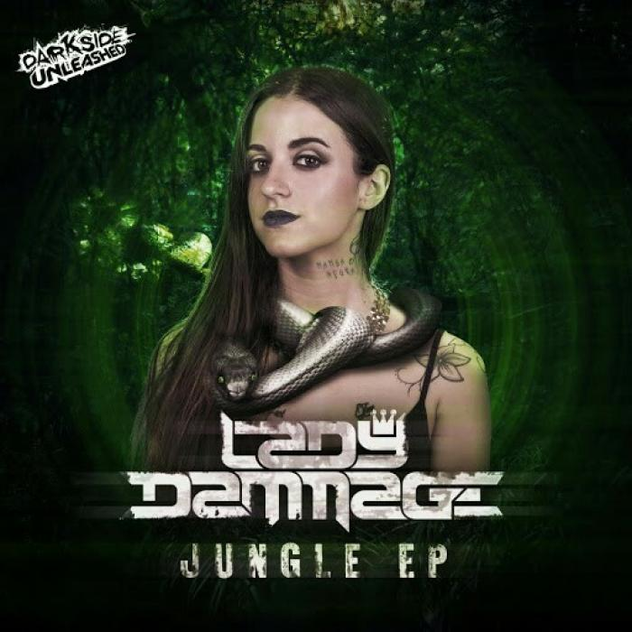 Lady Dammage   Jungle  DARKUL108  (2019)
