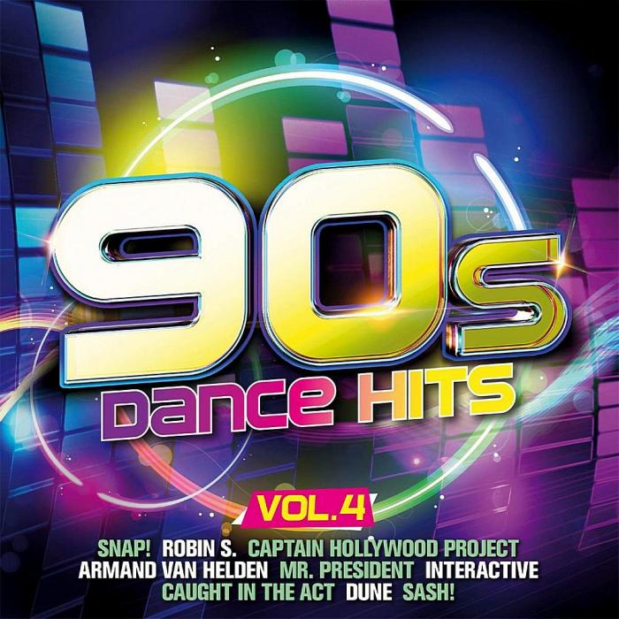 90s Dance Hits Vol 4 (2019)