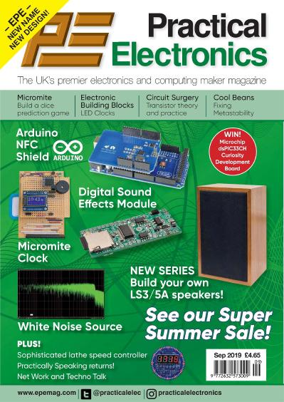 Practical Electronics - September (2019)