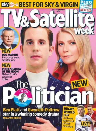 TV  Satellite Week - 21 September (2019)