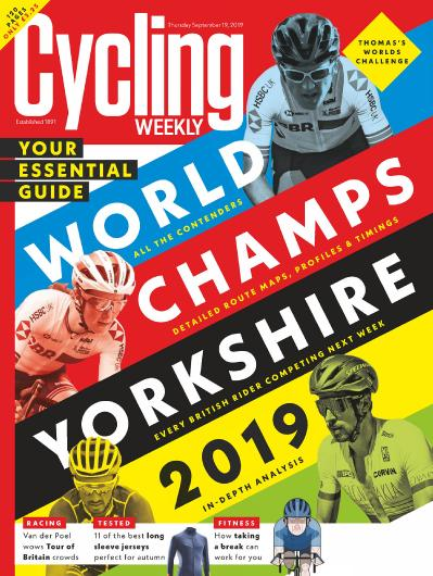 Cycling Weekly - September 19 (2019)
