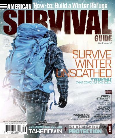 American Survival Guide  December (2018)