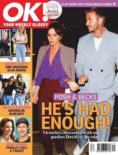 OK Magazine Australia - September 30 (2019)