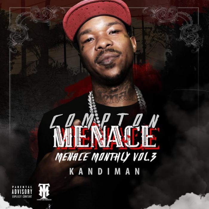 Compton Menace Menace Monthly Vol 3 Kandiman  (2019)