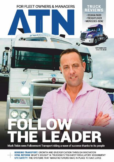 Australasian Transport News ATN - September (2019)