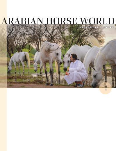 Arabian Horse World - September (2019)