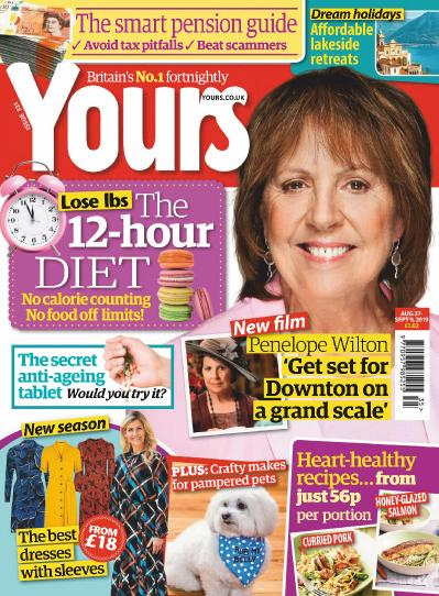 Yours UK - 01 September (2019)