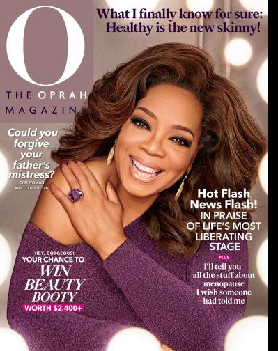O, The Oprah Magazine - October (2019)