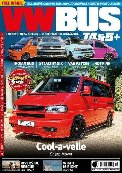 VW Bus T4&5+ - August (2019)