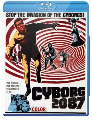 Киборг 2087 / Cyborg 2087 (1966) BDRip 1080p