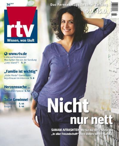 RTV-Programm  9 September (2017)