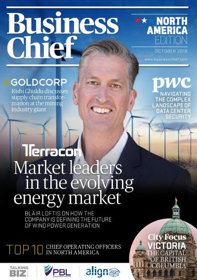 Business Chief North America - October (2018)