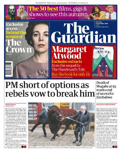The Guardian - 07 09 (2019)