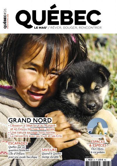 Quebec le mag  janvier (2018)