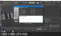 Maxon CINEMA 4D Studio R21.026
