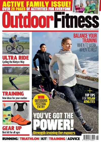 Outdoor Fitness - May (2018)