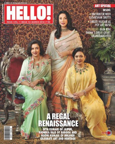 Hello ! India - March (2018)