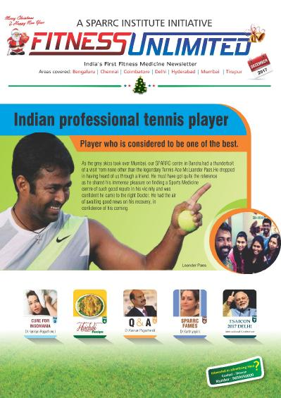 Fitness Unlimited India  December (2017)