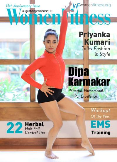 Women Fitness India - August-September (2018)