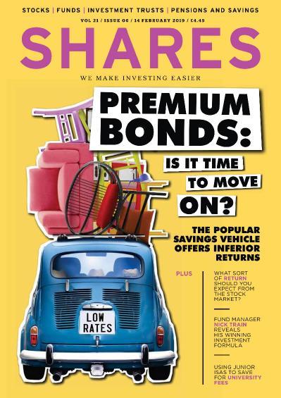 Shares Magazine  February 14 (2019)