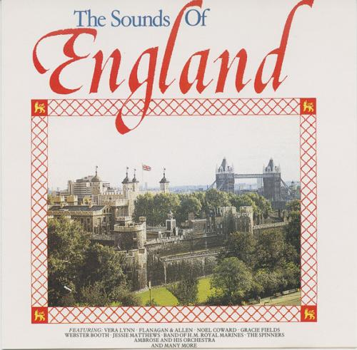 The Sounds Of England   VA   26 Singalong Tunes From Bygone Times