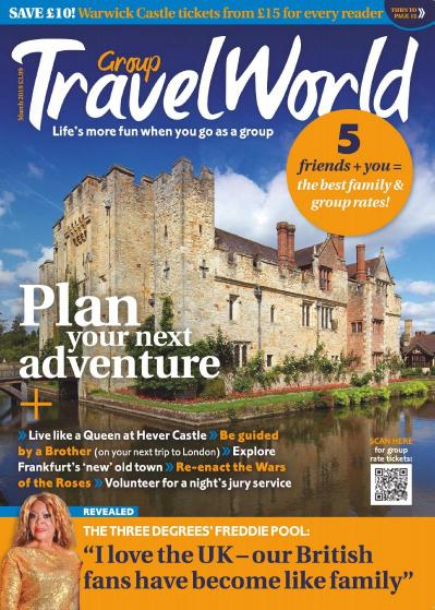 Group Travel World - March (2019)