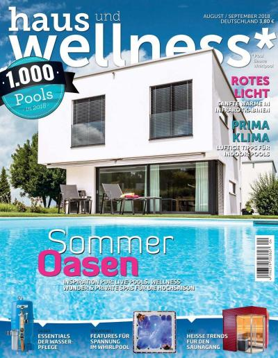 Haus und Wellness - August-September (2018)