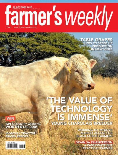 Farmer s Weekly  27 October (2017)