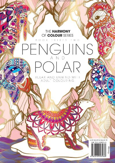 The Harmony of Colour - Penguins and Polar