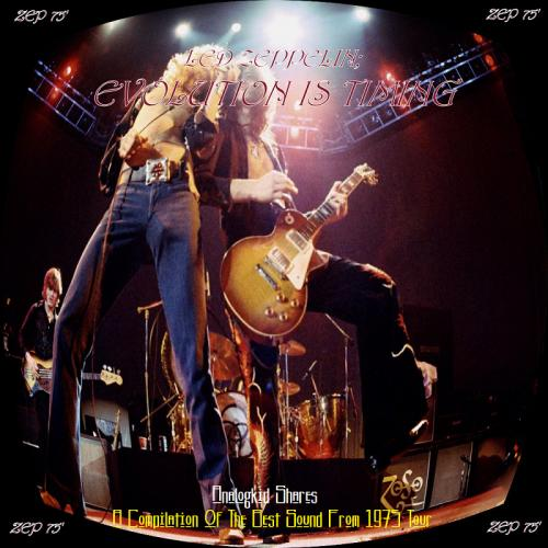 Led Zeppelin   Evolution Is Timing 1975 (Deluxe Comp) (2019)