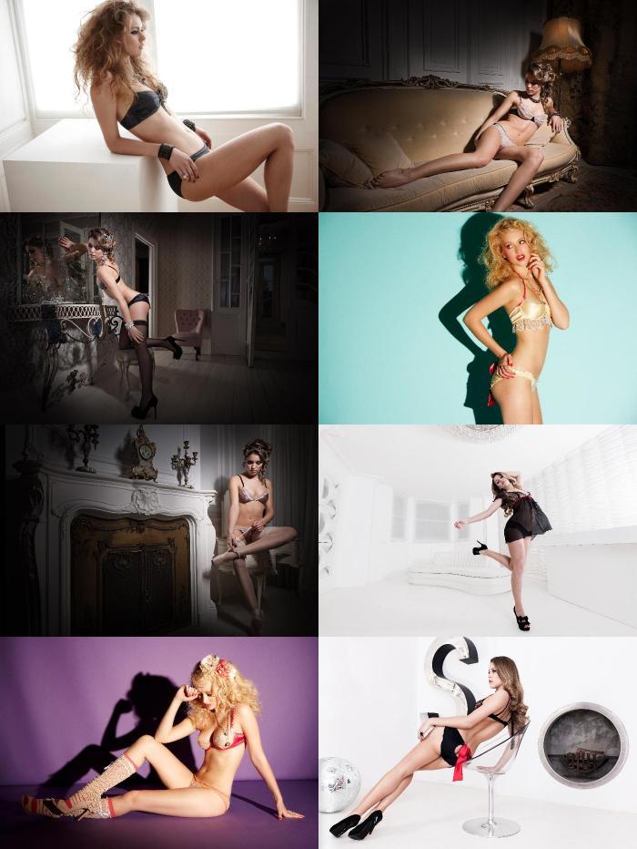 Fred & Ginger Lingerie 2011-2012