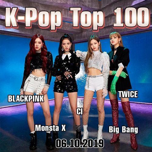 VA   K Pop Top 100 (9)