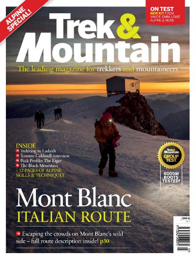 Trek & & Mountain  Issue 81  July-August (2017)