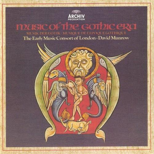 Music Of The Gothic Era   The Early Music Consort Of London, David Munrow (2010)