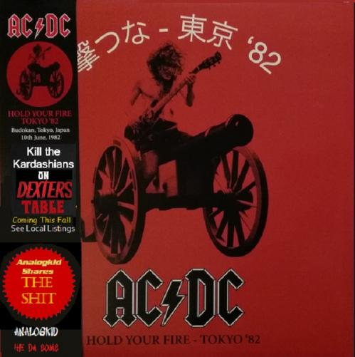AC DC   Electrick Shock At Budokan (1982)