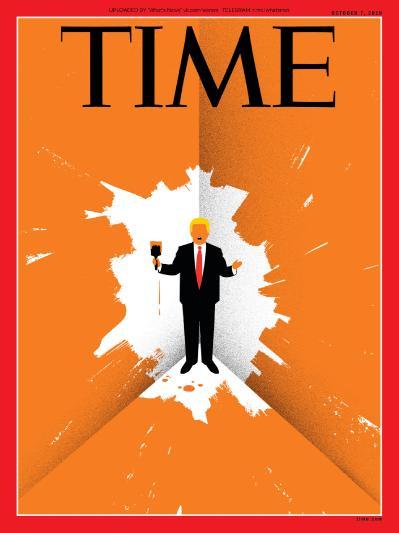 Time USA - 07 10 (2019)