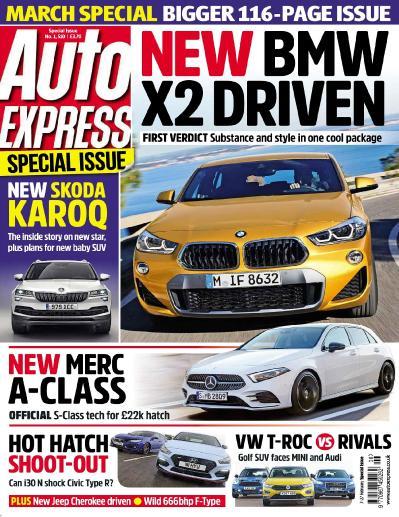 Auto Express  08 February (2018)