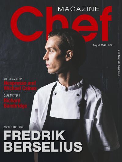 Chef Magazine  August (2018)