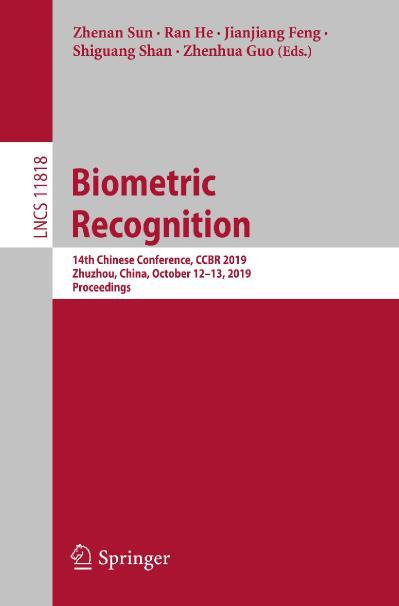 Biometric Recognition