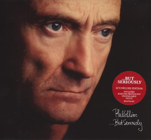 Phil Collins      But Seriously (1989) (2016, 2CD Deluxe Edition)