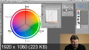 Adobe Photoshop: Работа с кривыми. Практика применения (2019) Мастер-класс