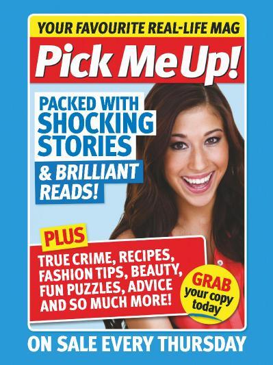 Pick Me Up ! Special - November (2019)