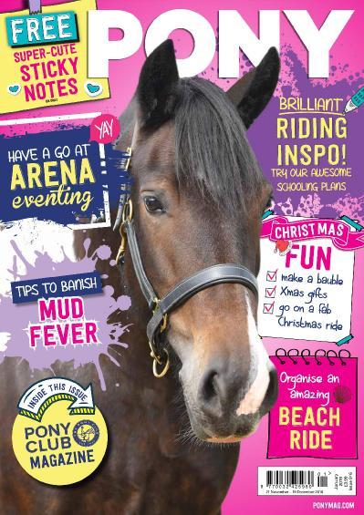 Pony Magazine  December (2018)