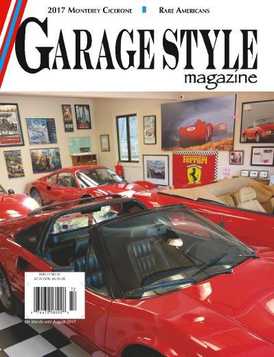 Garage Style  Issue 37  Summer (2017)