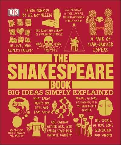 The Shakespeare Book Big Ideas Simply Explained