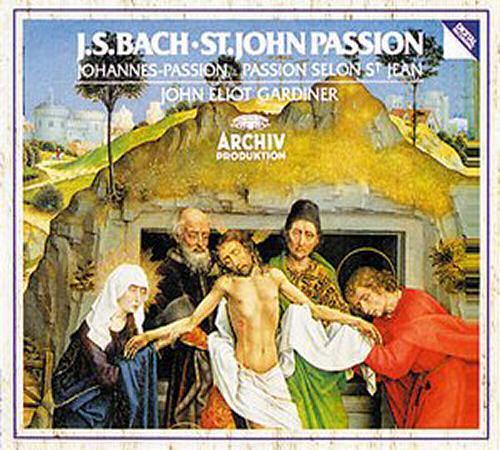 Bach   St  John Passion BWV 245   English Baroque Soloists, Monteverdi Choir, John...