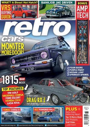 Retro Cars  November (2017)