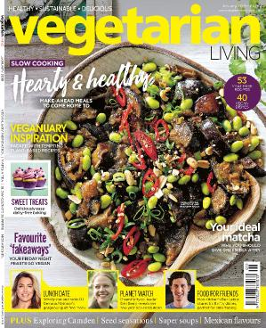 Vegetarian Living  January (2019)